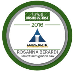 Legal Elite Badge 2016